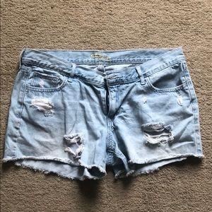 Pants - Old Navy Jean shorts